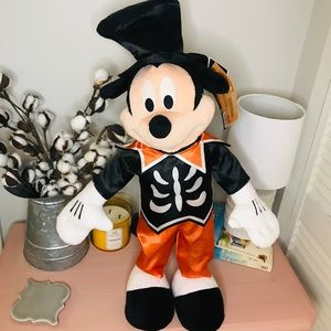 Disney Mickey Mouse Halloween Greeter